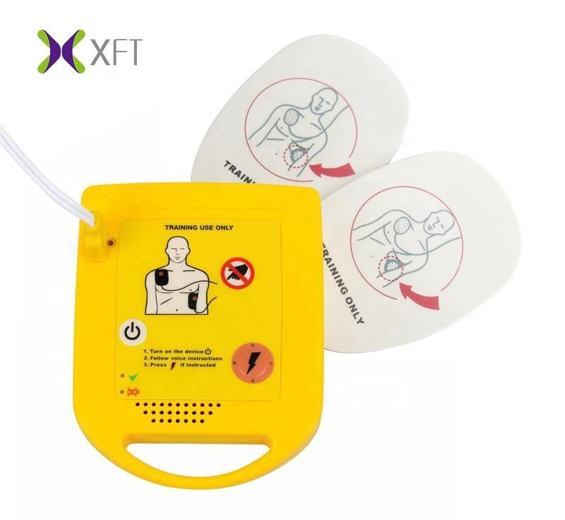 Newest design XFT Portable Mini AED Trainer